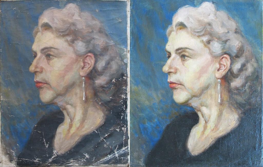 Portret-kobiecy_Przed-po-konserwacji