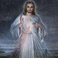 Jezu Ufam Tobie, Olej na płótnie