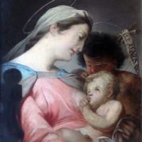 Madonna z Dzieciątkiem i Janem Chrzcicielem